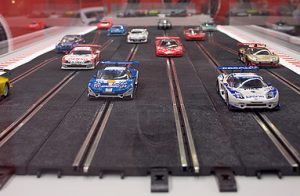 slot car racing Melbourne