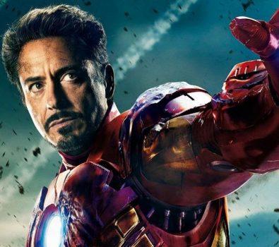 Iron Man One of Marvel Iconic Super Hero