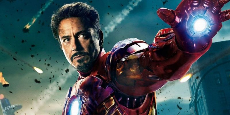 Iron Man One of Marvel Iconic Super Hero
